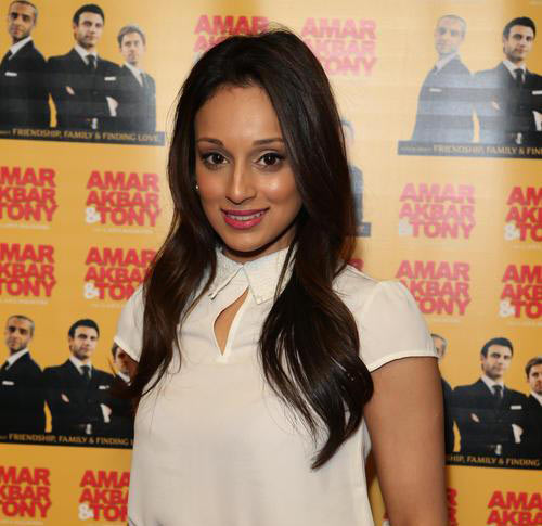 British Premiere of Amar Akbar and Tony